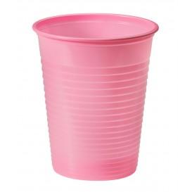 Gobelet Plastique Rose PS 200ml (1500 Unités)