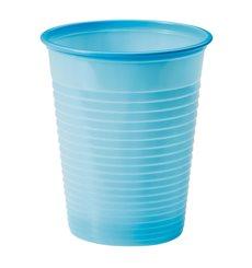 Gobelet Plastique Bleu Foncé PS 200ml (1500 Unités)