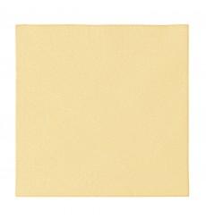 Serviette Papier 2 épaisseurs Vanille 33x33cm (1200 Unités)