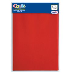 Set de Table papier 1,2x1,8m rouge (1 Uté)