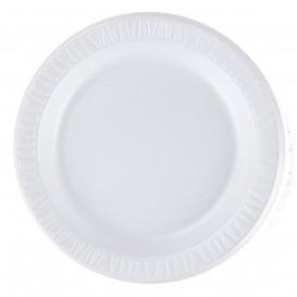 """Assiette FOAM """"Quiet Classic"""" Thermique Blanc Ø230mm (500 Unités)"""