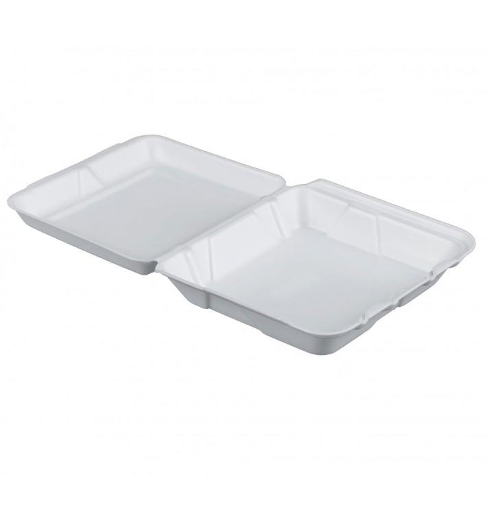 Boîte en FOAM MenuBOX Blanc 200x190mm (100 Unités)