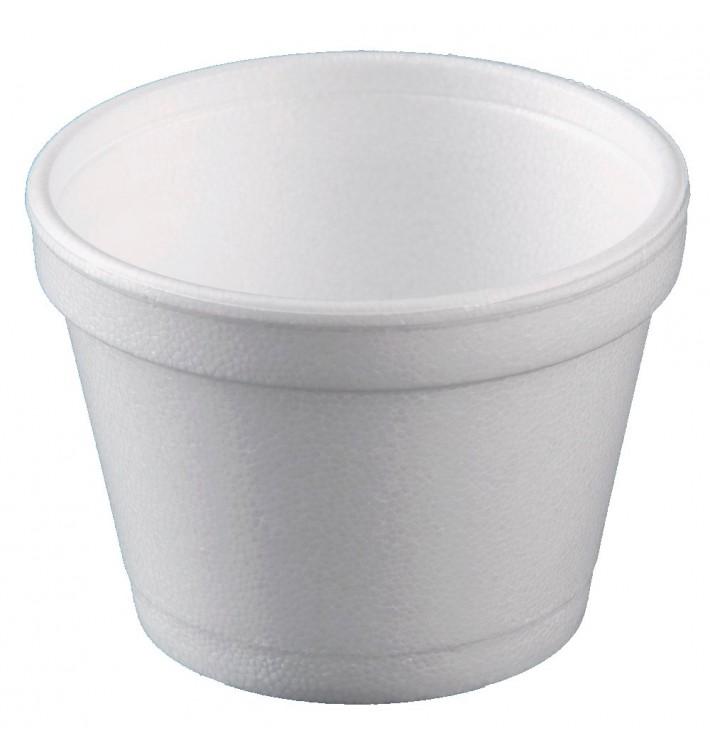 Pot en Foam Blanc 12 OZ/355ml Ø11cm (25 Unités)