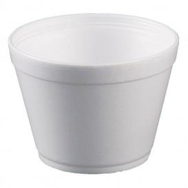 Pot en Foam Blanc 16OZ/475ml Ø117mm (25 Unités)