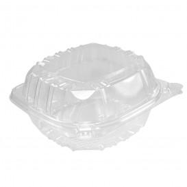"""Boîte Couvercle Charnière OPS """"Clear Seal"""" Pour Sandwich 167ml (500 Utés)"""