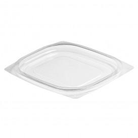 Couvercle Plastique OPS Plat Transp. Récipient 118/177ml (63 Utés)