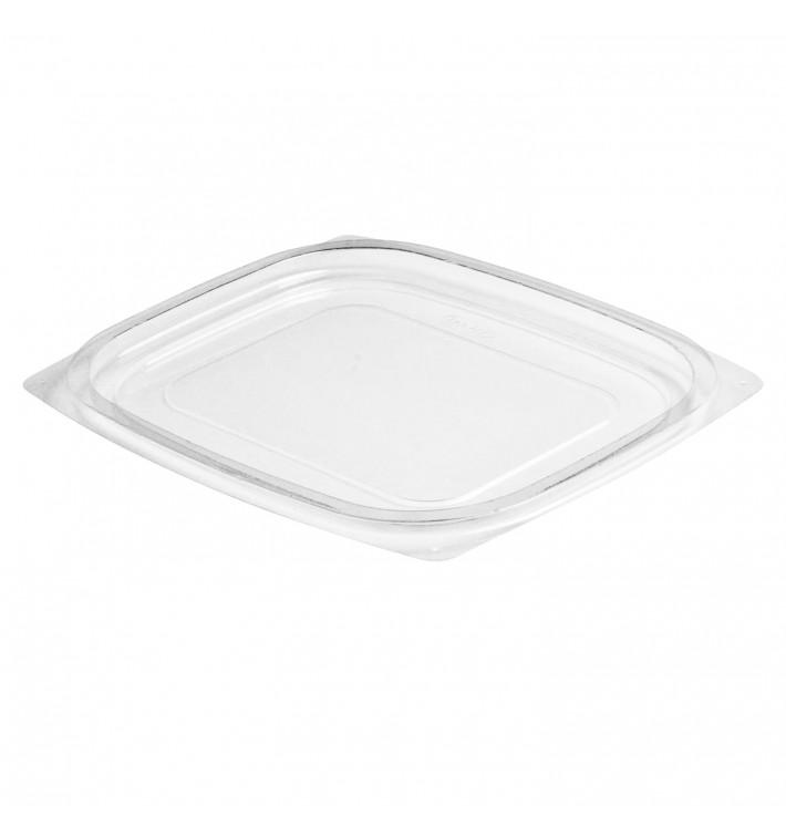 Couvercle Plastique OPS Plat Transp. Récipient 237/355/473ml (1008 Utés)