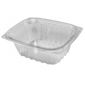 "Récipient en Plastique PS ""Clear Pac"" Transparent 355ml (63 Utés)"