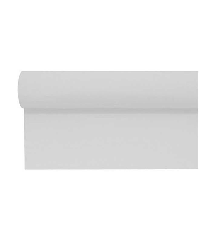 Chemin de Table Airlaid Blanc Prédécoupé 0,4x48m (6 Utés)
