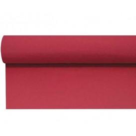 Chemin de Table Airlaid Rouge Prédécoupé 0,4x48m (6 Utés)