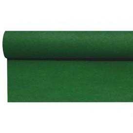 Chemin de Table Airlaid Vert Prédécoupé 0,4x48m (6 Utés)