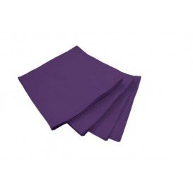 Serviette Cocktail Lilas 20x20cm (2400 Unités)