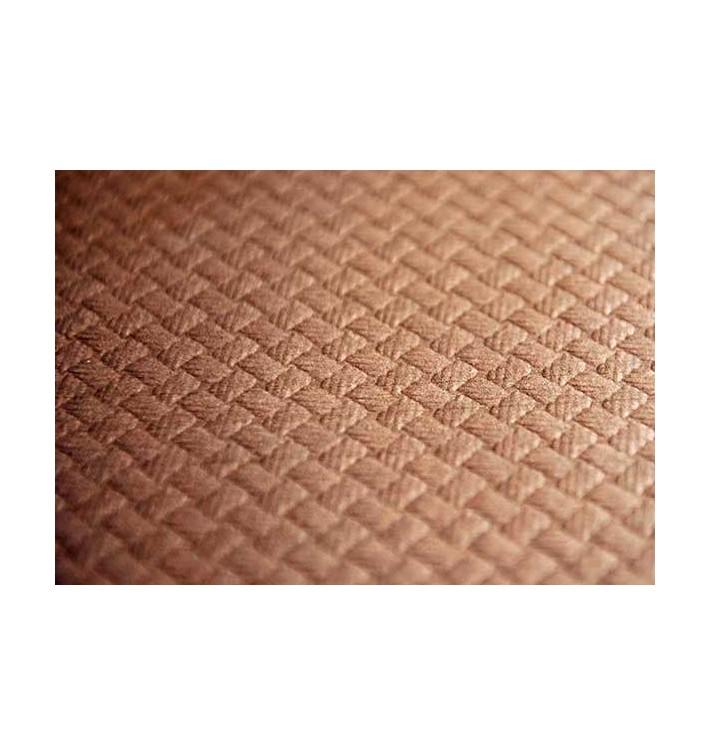 Nappe papier en Rouleau Marron 1x100m 40g (1 Unité)