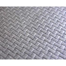 Nappe papier en ROULEAU Gris 1x100m 40g (6 Unités)
