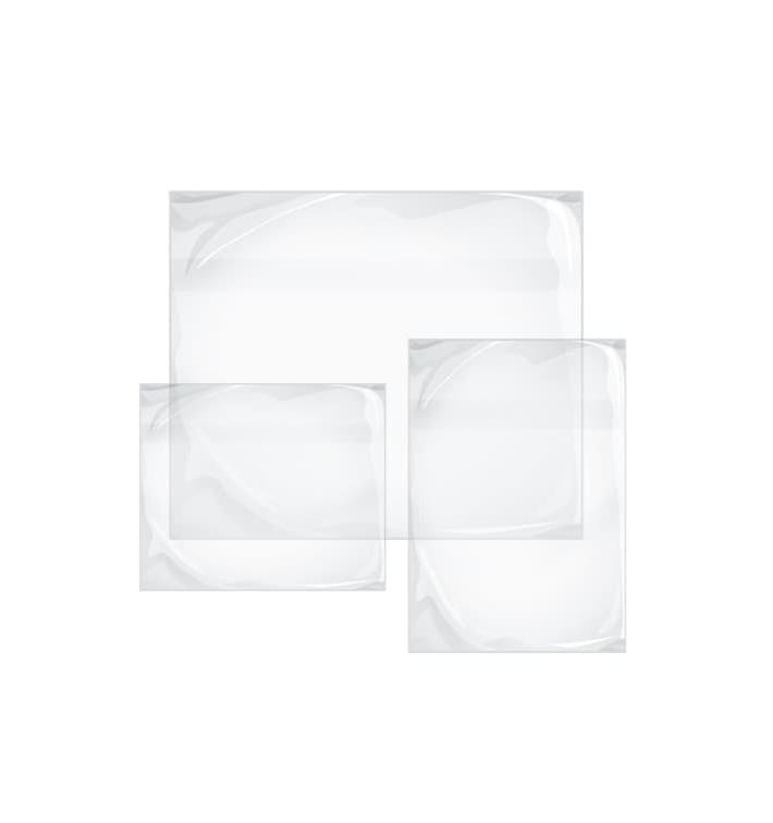 Pochettes Auto-adhésives Transp. 235x175mm (1000 Unités)