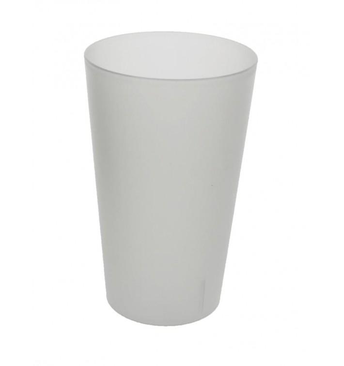 Gobelet Réutilisable PP Translucide 330ml (16 Utés)