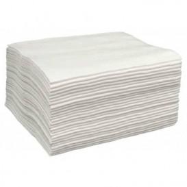 Serviette en Spunlace pour Douche 80x160cm Blanc 50g/m² (1 Uté)
