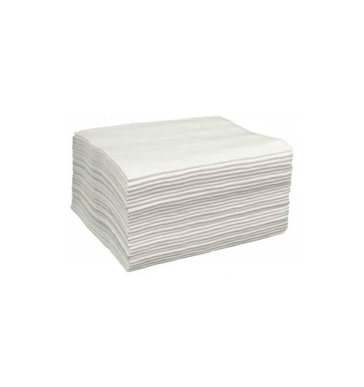 Serviette Spunlace Salon de Coiffure Blanc 40x80cm 50g/m² (25 Utés)