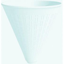 Cône Isotherme pour Frites Foam Blanc 355ml (500 Unités)