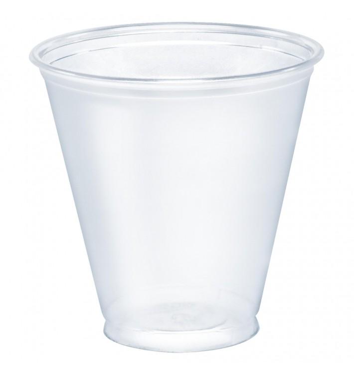 Gobelet Plastique PET Cristal Solo® 5Oz/148ml (100 Utés)