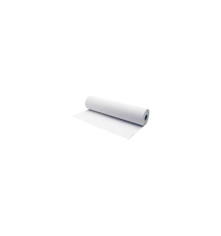 Rouleau Papier Lit Prédécoupé 0.58x70m Blanc (6 Utés)