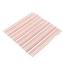 """Serviette Papier molletonnée""""Basic Rouge"""" 40x40 (600 Utés)"""
