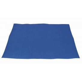 Set de Table papier 30x40cm Bleu 40g (1.000 Utés)