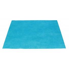 Set de Table PP Non-Tissé Turquoise 30x40cm 50g (500 Utés)