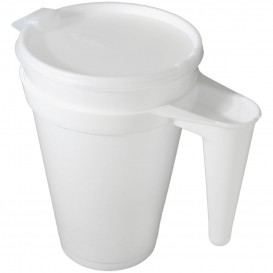 Pichet Isotherme Jetable FOAM 44oz/1300ml Ø11,7cm (20 Utés)