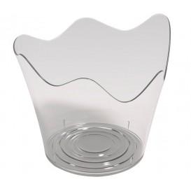 Verrine Dégustation Rain Transparent 90 ml (500 Utés)