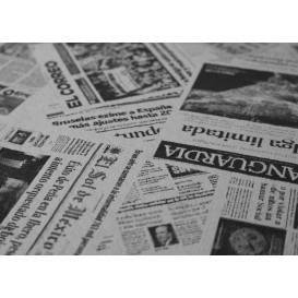 """Nappe en papier 1x1m """"Presse"""" 37g (400 Unités)"""