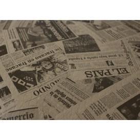 """Nappe en papier 1x1m """"Kraft Presse"""" 37g (400 Unités)"""
