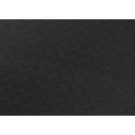Nappe en papier 100x100 Noire 40g (400 Unités)