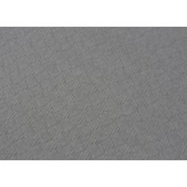Nappe en papier 1x1 Mètre Gris 40g (400 Unités)