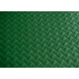 Nappe en papier 1x1 Mètre Vert 40g (400 Unités)