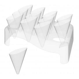 Cônes Slice 55ml avec Stand 180x260 mm (20 Kits)