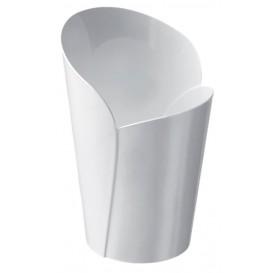 "Verrine Dégustation ""Blossom"" Plastique Blanc 90ml (15 Utés)"