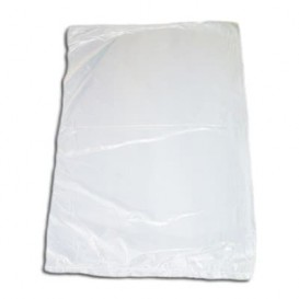 Bolsa de Plastico sin asas 21x27cm G-40 (500 Unidades)