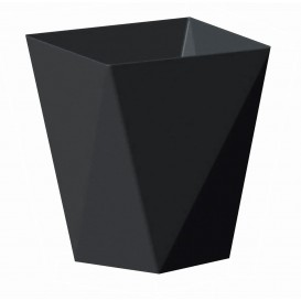 "Verrine Dégustation ""Diamond"" Noir 100 ml (25 Utés)"