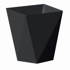 "Verrine Dégustation ""Diamond"" Noir 100 ml (500 Utés)"
