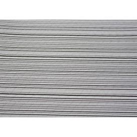 """Nappe en papier 1x1m """"Basic Noir"""" 37g (400 Unités)"""
