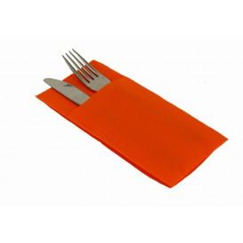 Serviette Kangourou en Papier Orange 40x40 (960 Unités)