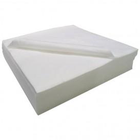 Serviette Air Laid Salon Coiffure Blanc 40x90cm 50g/m² (450 Utés)