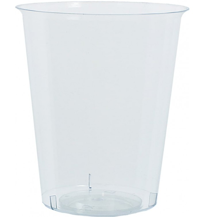 Verre Plastique 600ml PP Transparent (500 Utés)