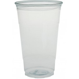 Gobelet PET Solo Ultra Clear 24Oz/710 ml Ø9,8cm (50 Unités)