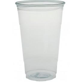 Gobelet PET Cristal Solo® 24Oz/710ml Ø9,8cm (600 Utés)