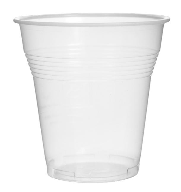Gobelet Plastique Vending 160ml Transparente (100 Unités)