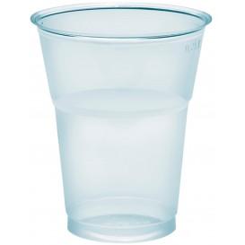 """Gobelet Plastique """"Diamant"""" PS cristal 300ml Ø8cm (50 Utés)"""
