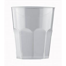 Verre Plastique à Shot Transp. PS Ø45mm 50ml (500 Utés)