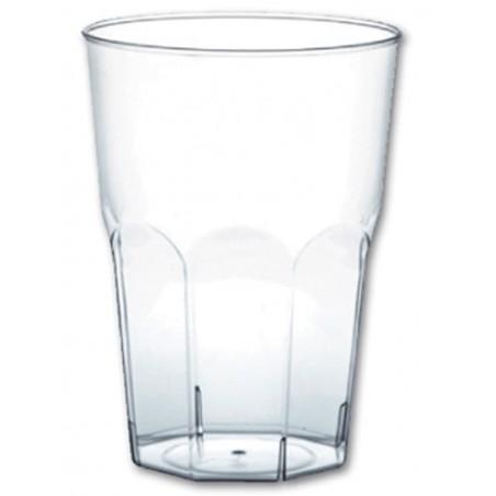 Verre Plastique à Degustation Transp. PS Ø60mm 120ml (50 Utés)